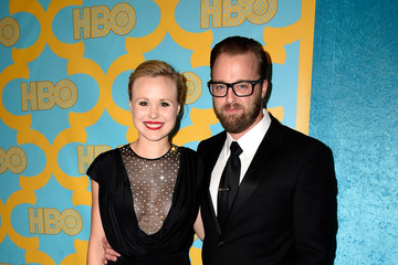 Alison Pill HBO Golden Globes Party