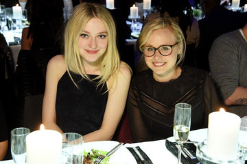 Alison Pill IWC Schaffhausen Third Annual 'For The Love Of Cinema' Gala During Tribeca Film Festival - Inside
