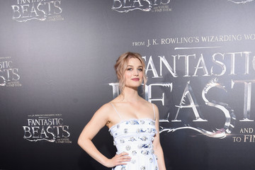 Alison Sudol 'Fantastic Beasts and Where to Find Them' World Premiere
