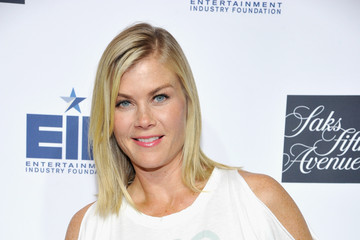 Alison Sweeney Saks Fifth Avenue Celebrates Key to the Cure