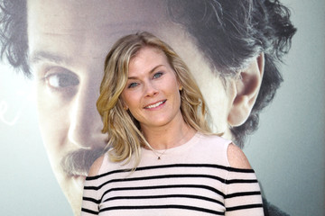 Alison Sweeney National Geographic's Premiere Screening of 'Genius' in Los Angeles