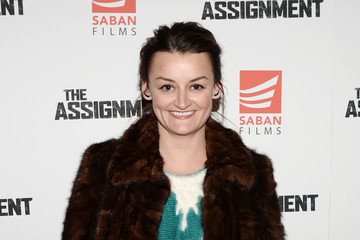 Alison Wright 'The Assignment' New York Screening - Arrivals