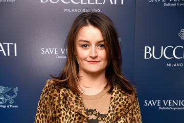 Alison Wright Timeless Blue, Buccellati New York Flagship Opening