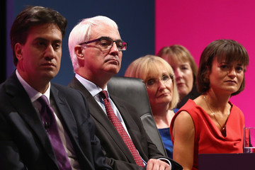 Alistair Darling Labour Party Annual Party Conference: Day 2