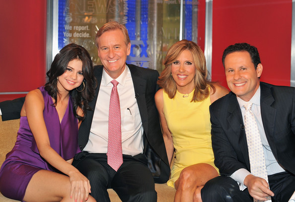 Fox & Friends Alisyn Camerota