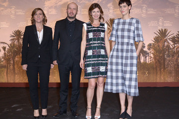 Alix Delaporte 14th Marrakech International Film Festival - The Last Hammer Blow Photocall