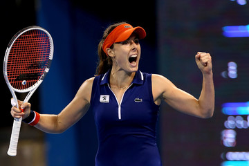 Alize Cornet 2017 China Open - Day 3
