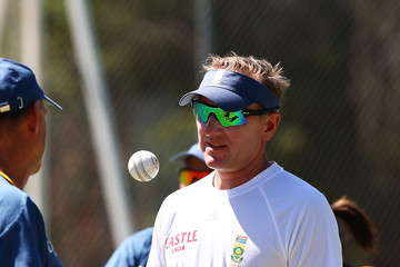 Allan Donald South Africa Nets Session