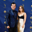 Allegra Leguizamo 70th Emmy Awards - Arrivals