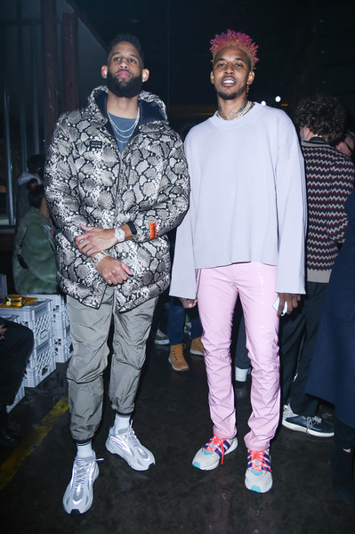 John Elliott - Front Row - February 2019 - New York Fashion Week: The Shows