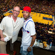 Matt Cord Allen Iverson Wears Reebok Questions En Route To 76ers Game