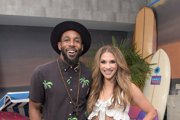 Allison Holker 2018 iHeartRadio Wango Tango By AT&T - Backstage