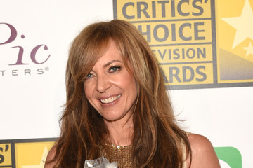 Allison Janney 4th Annual Critics' Choice Television Awards - Press Room