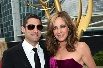 Allison Janney Arrivals at the 66th Annual Primetime Emmy Awards — Part 2