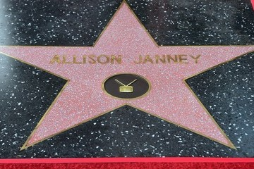 Allison Janney Allison Janney Is Honored With a Star on the Hollywood Walk of Fame
