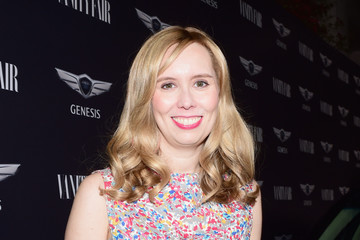 Allison Schroeder Vanity Fair And Genesis Celebrate 'Hidden Figures'