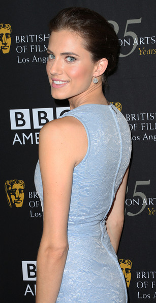Allison Williams - BAFTA LA TV Tea 2012 Presented By BBC America - Arrivals