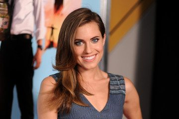 Allison Williams 'Wish I Was Here' Screening in NYC