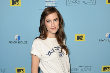 Allison Williams 3rd Annual College Signing Day - Backstage