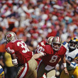 Steve Young Ricky Watters Photos