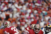 Steve Young Ricky Watters Photos Photo