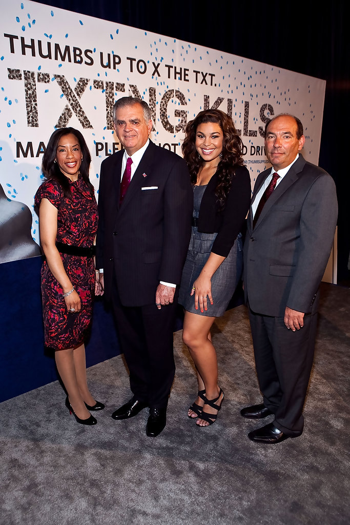 Stacy Sharpe Photos Photos - Allstate 'X the TXT' Press Conference ...