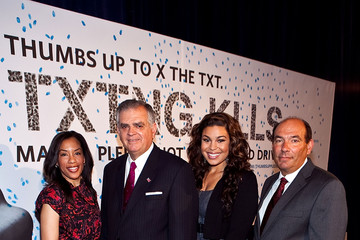 Bill Vainisi Allstate 'X the TXT' Press Conference in Washington DC
