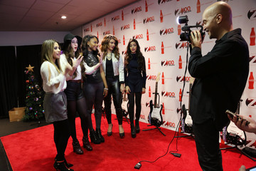 Ally Brooke Camila Cabello Arrivals at the Z100 All Access Lounge