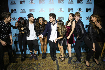 Ally Brooke Camila Cabello MTV Artist to Watch Kickoff Event