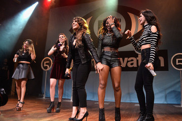 Ally Brooke Camila Cabello MTV Artist to Watch Kickoff Event — Part 3