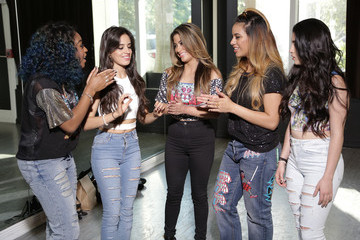 Ally Brooke Camila Cabello 5th Harmony Films Music Choice's Take Back Your Music Campaign