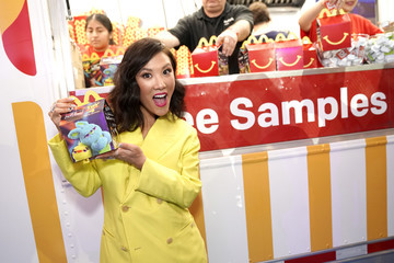 Ally Maki McDonald's Treats Guests To Happy Meals At The 'Toy Story 4' Premiere After Party