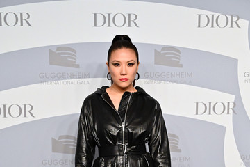 Ally Maki 2019 Guggenheim International Gala Pre-Party