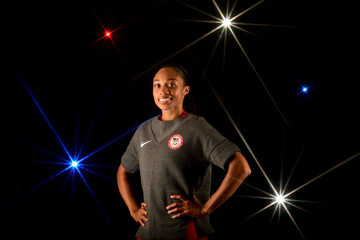 Allyson Felix 2016 Team USA Media Summit - Portraits