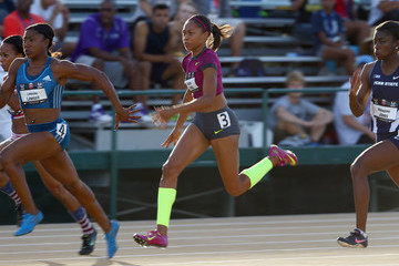 Allyson Felix USATF Outdoor Championships - Day 2