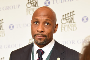 Alonzo Mourning 32nd Annual Great Sports Legends Dinner to Benefit the Miami Project/Buoniconti Fund To Cure Paralysis - Legends Reception