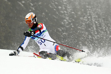 Alexandr Horoshilov Alpine Skiing - Day 16