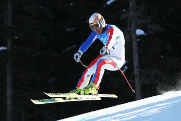 Alexandr Horoshilov Alpine Skiing - Day 5