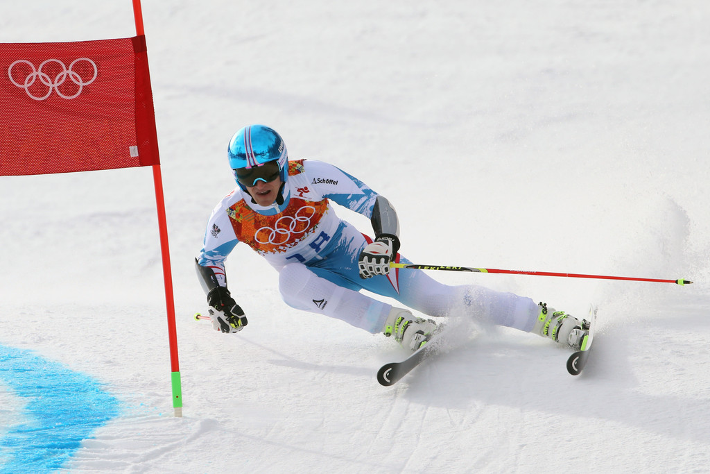 how to watch alpine skiing