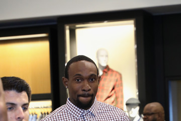 Alshon Jeffery Alshon Jeffery Personal Appearance for Mizzen and Main at Nordstrom The Plaza at King of Prussia