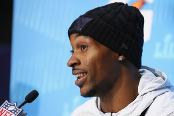 Alshon Jeffery Super Bowl LII Opening Night at Xcel Energy Center