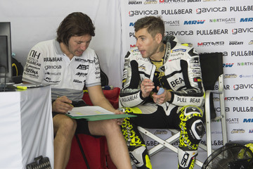 Alvaro Bautista MotoGP Tests in Thailand