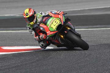 Alvaro Bautista MotoGp of Catalunya - Qualifying