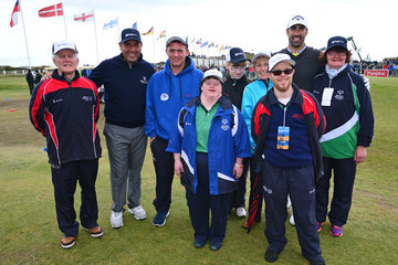 Alvaro Quiros The Irish Open - Day Three