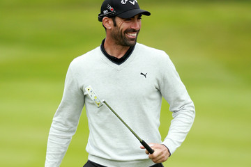 Alvaro Quiros BMW PGA Championship - Day Two