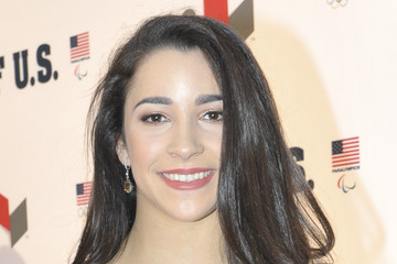 Aly Raisman US Olympic Committee Best of US Awards