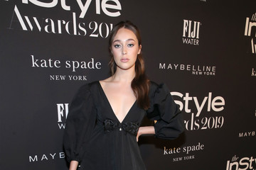 Alycia Debnam-Carey Fifth Annual InStyle Awards - Red Carpet