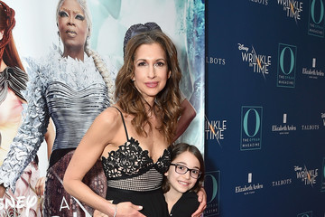 """Alysia Reiner O, The Oprah Magazine Hosts Special NYC Screening Of """"A Wrinkle In Time"""" At Walter Reade Theater"""