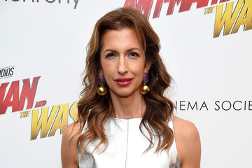 Alysia Reiner 'Ant-Man And The Wasp' New York Screening