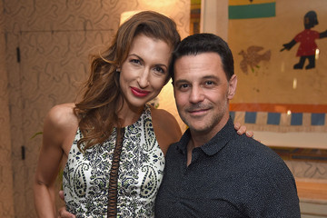 Alysia Reiner The Cinema Society Hosts the Season 3 Premiere of Bravo's 'Odd Mom Out' - After Party
